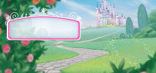 Disneycom Princess Castle Backgrounds   Disney Princesses 500x236