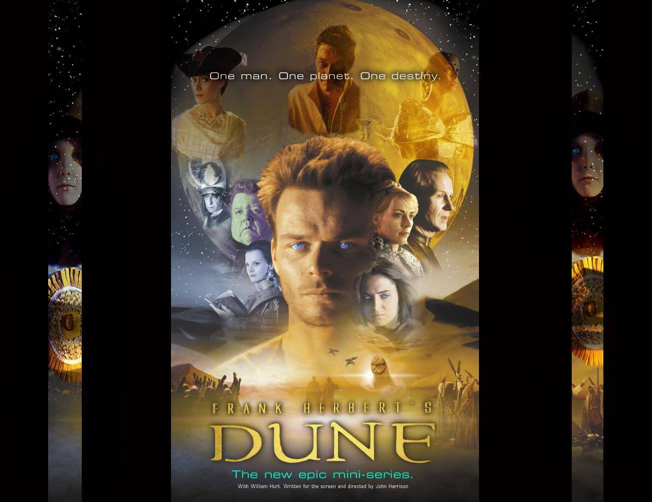 an analysis of frank herberts dune Ebscohost serves thousands of libraries with premium essays, articles and other content including the traditionalism of women's roles in frank herbert's dune get.