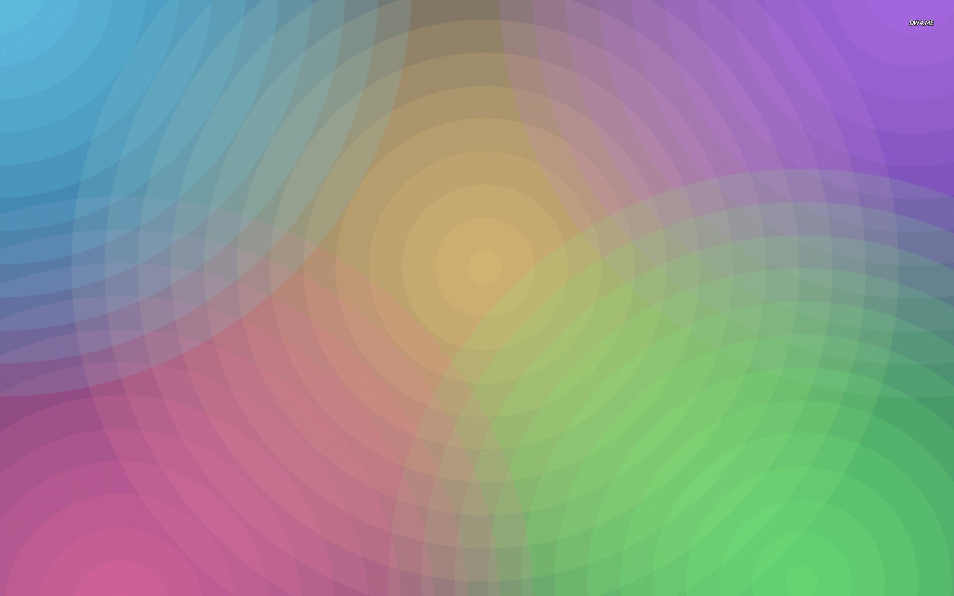 Pastel circles wallpaper   Abstract wallpapers   1179 1920x1200