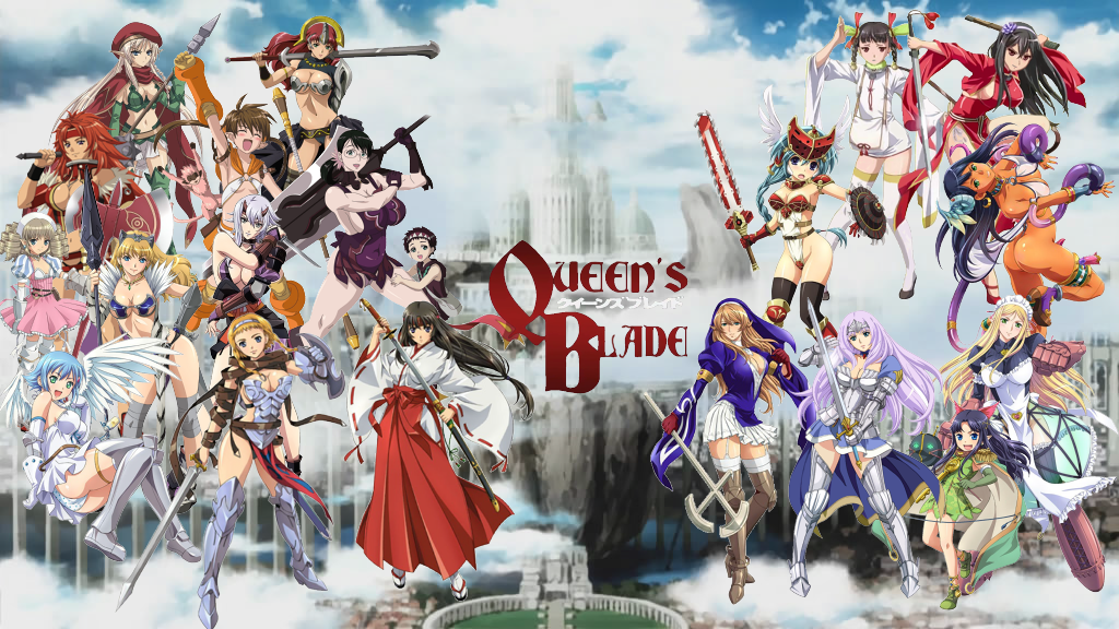Queens Blade Series wallpaper by ryokia96 1024x576