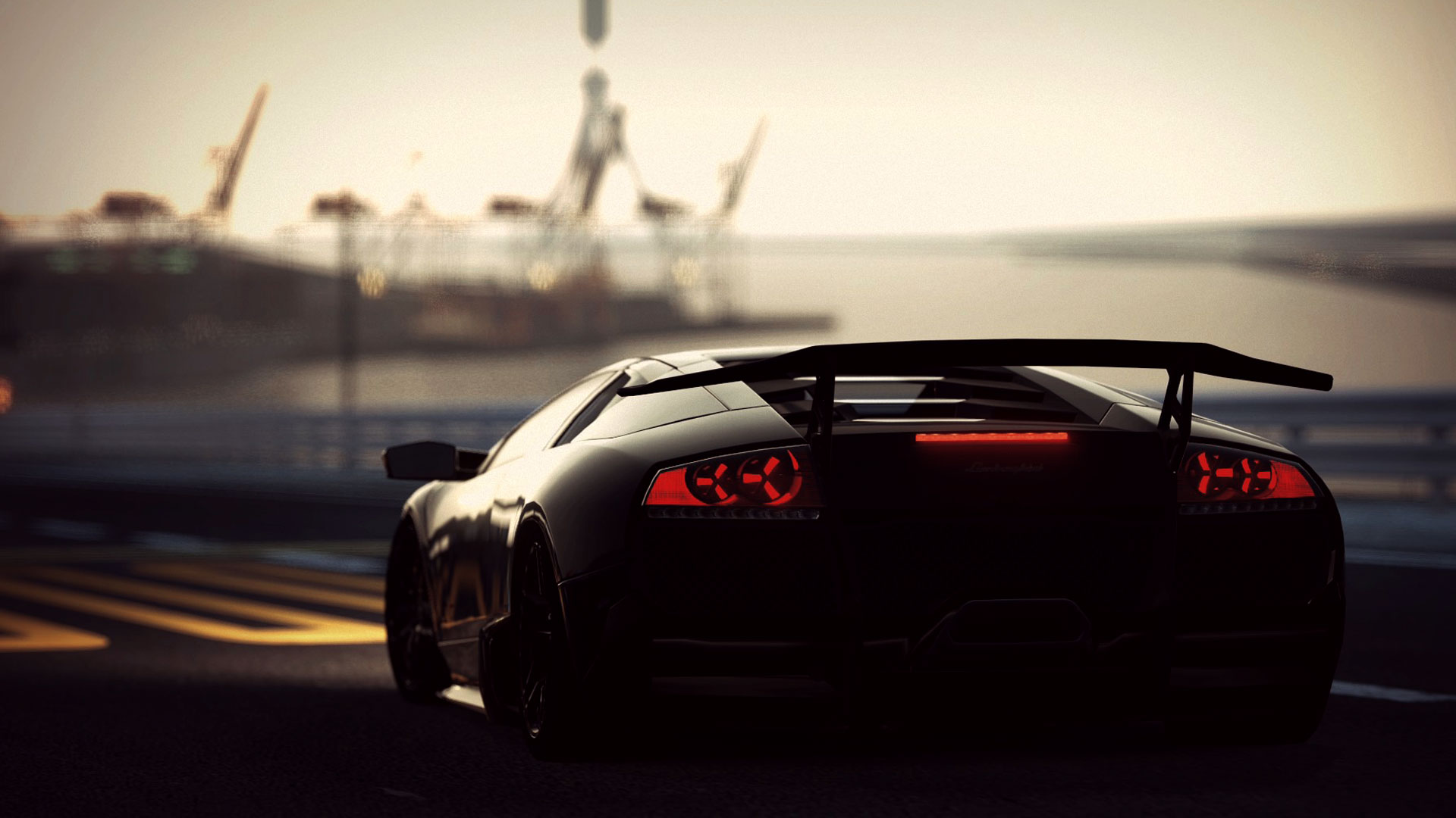 Lamborghini Dark wallpapers HD 1920x1080
