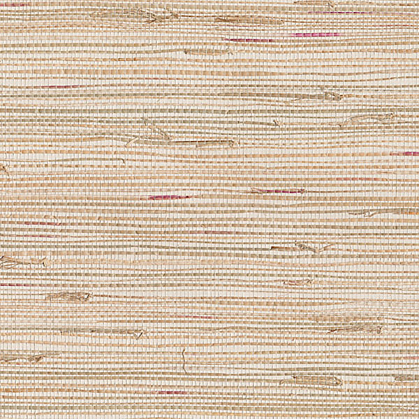 2693 30273 Light Grey Grasscloth: Kenneth James Grasscloth Wallpaper