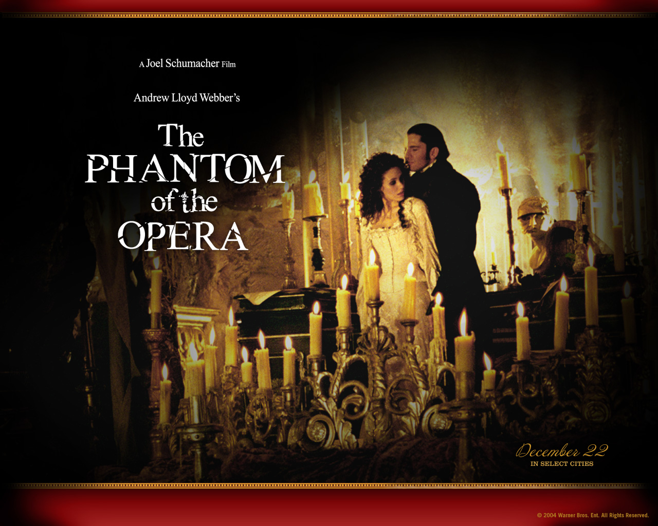 Free Download The Phantom Of The Opera Desktop Wallpapers For Hd