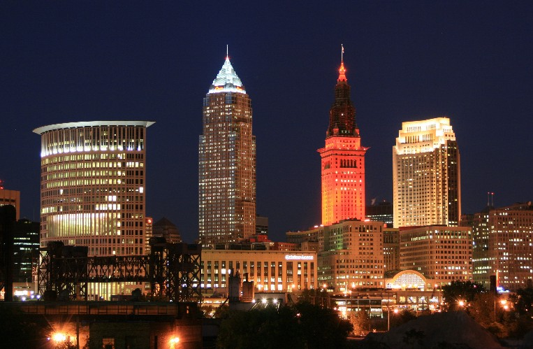 downtown cleveland ohio wallpaper - photo #20