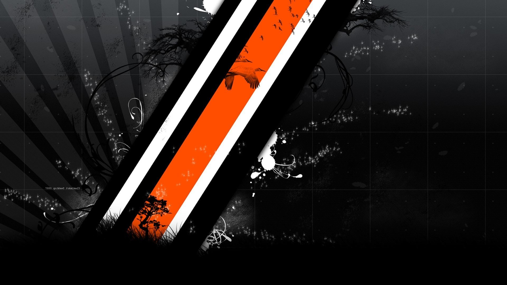 74 Orange Black Wallpapers on WallpaperPlay 1920x1080
