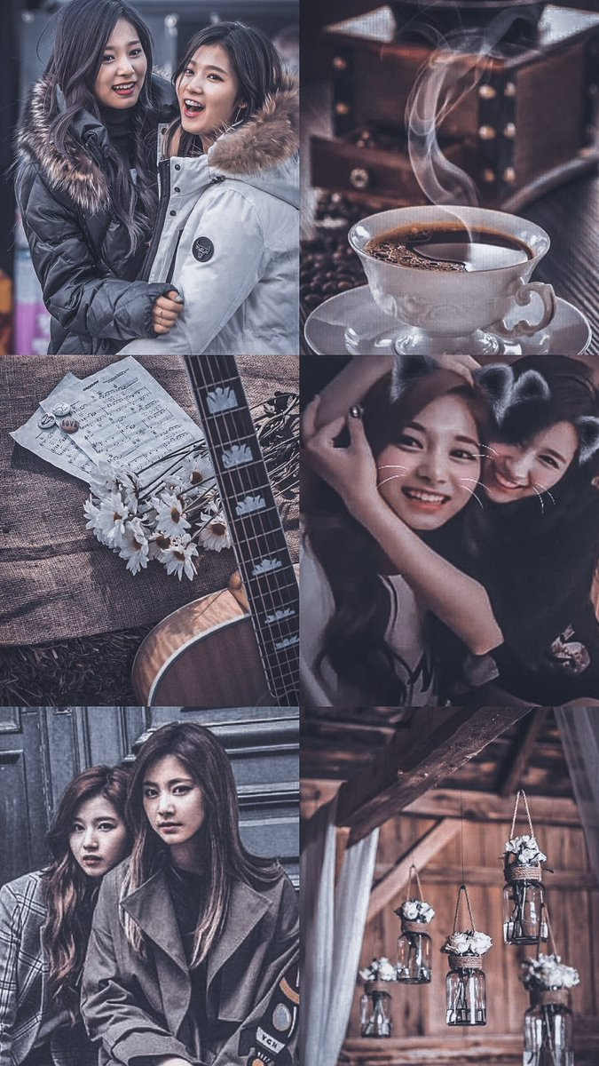 Asteria on Twitter Satzu and 2yeon lockscreen wallpaper 675x1200