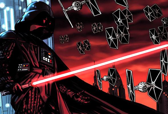 3D Star Wars Wallpaper