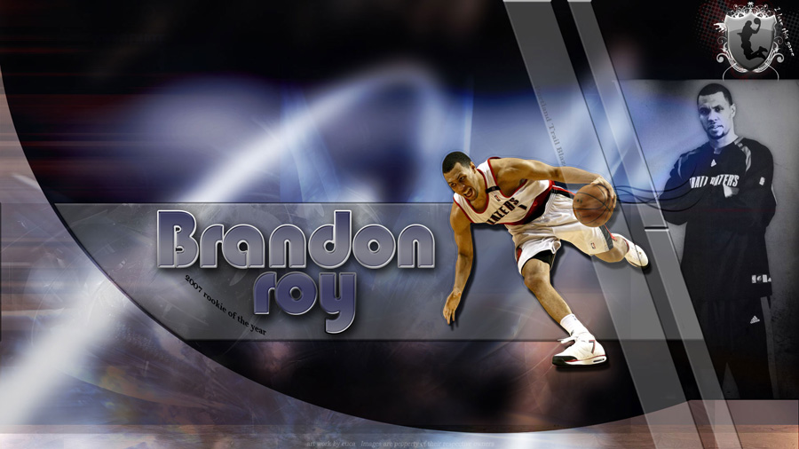 Brandon Roy Trail Blazers Widescreen Wallpaper 900x506