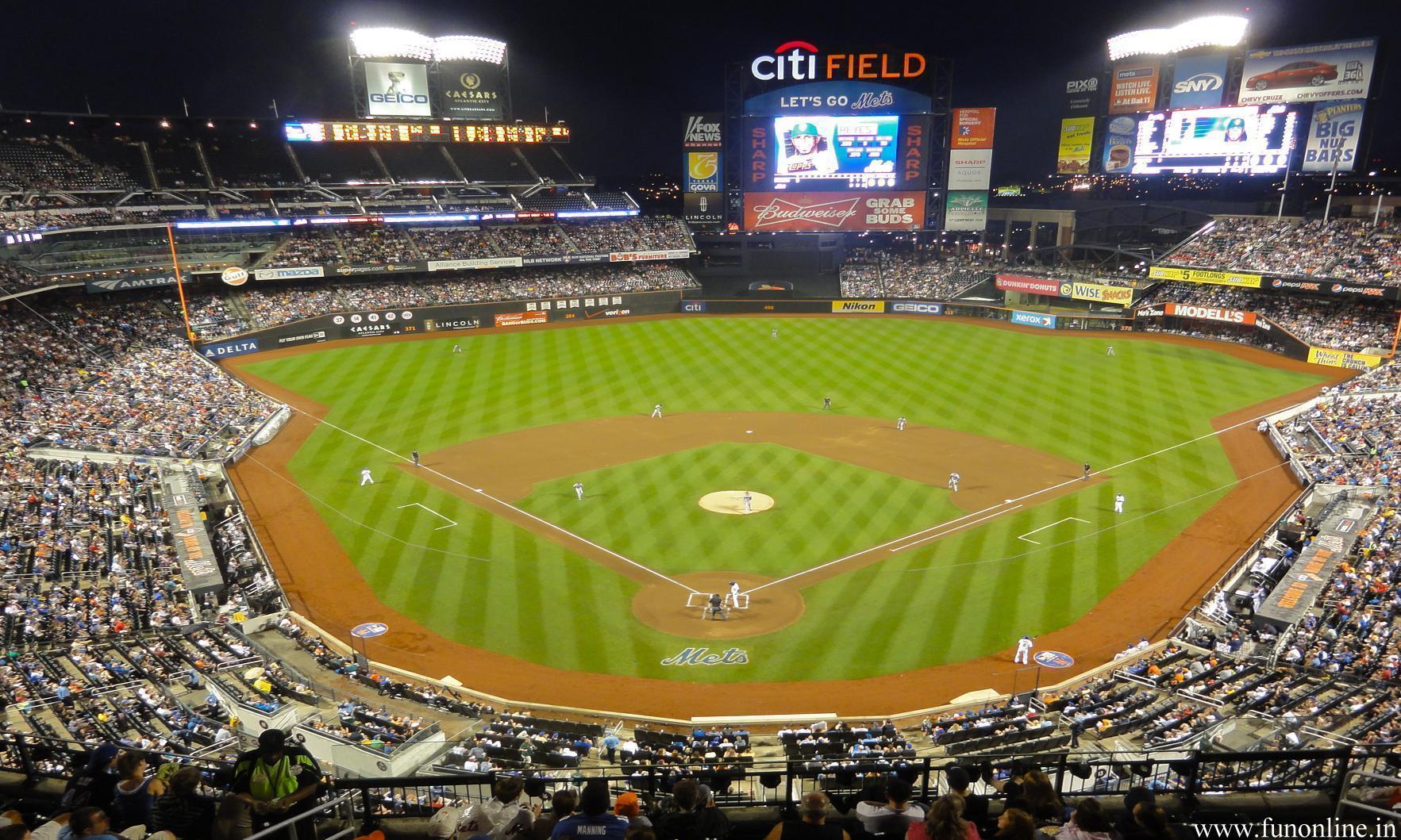 Baseball Stadium Wallpapers 1765x1059