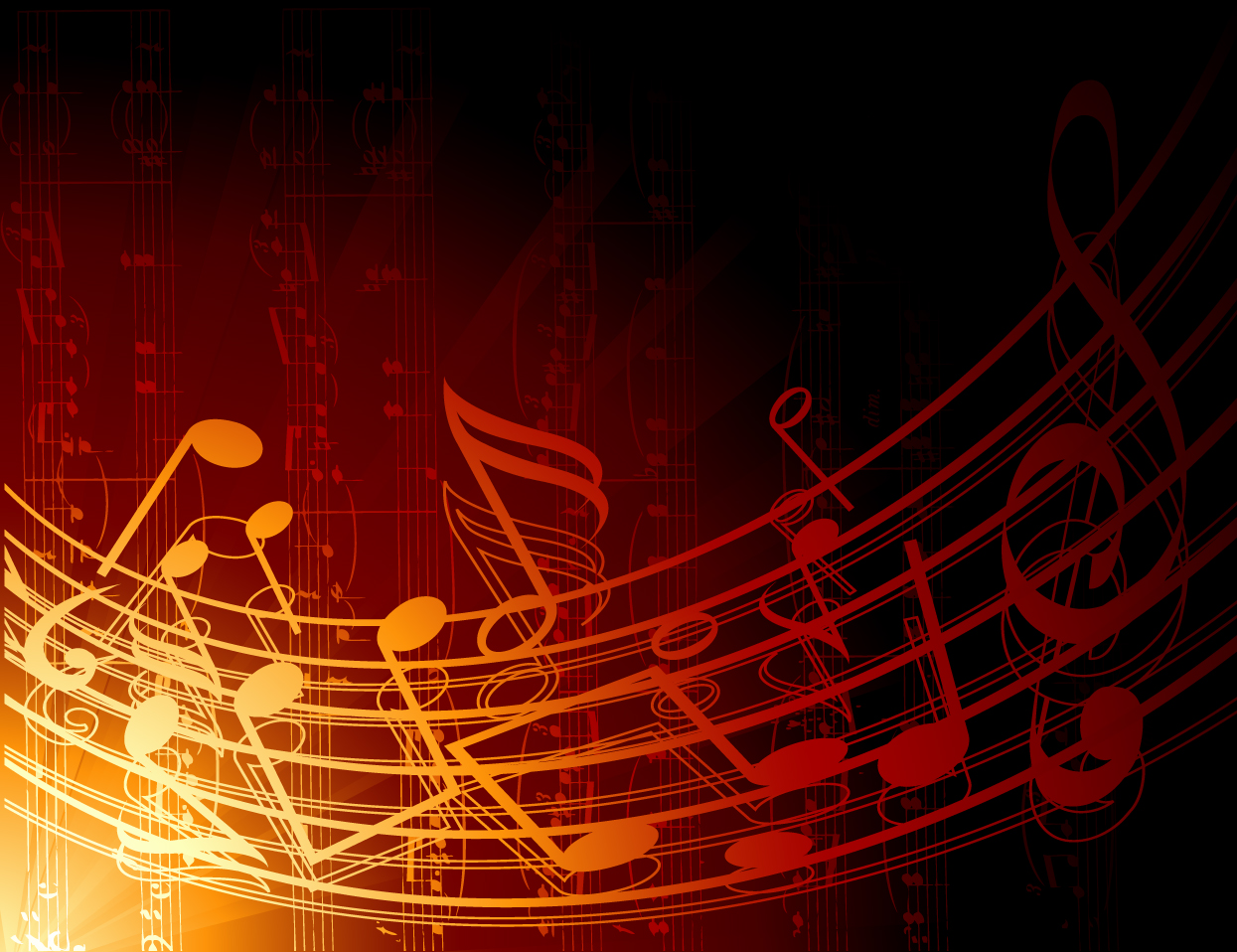 Free download Music Abstract Backgrounds 4009 Wallpaper