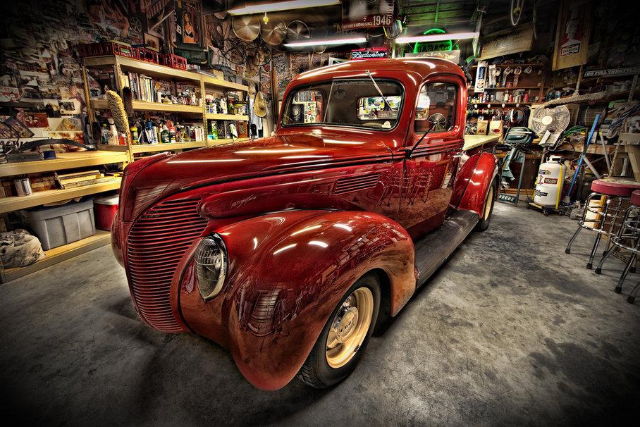 Old Red Truck wallpaper   ForWallpapercom 908x606