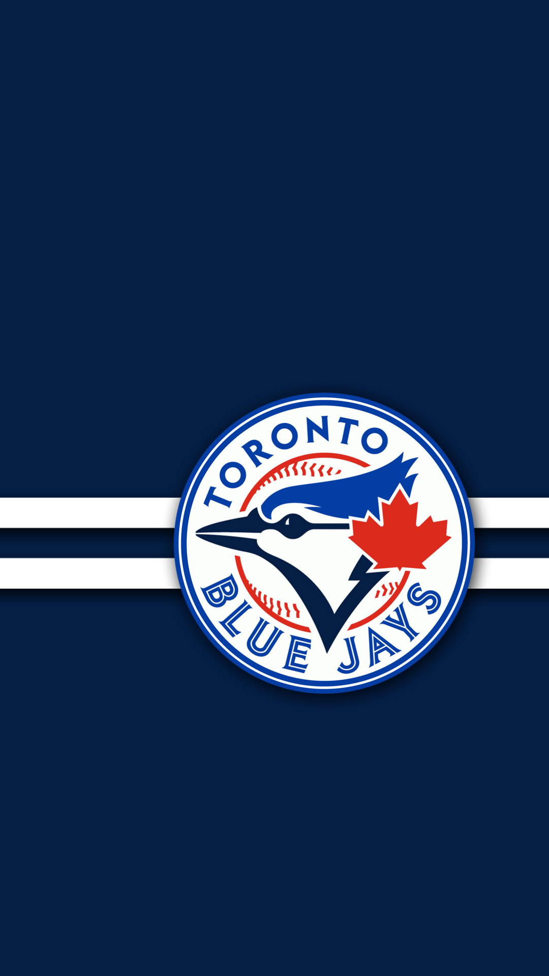 Toronto Blue Jays iPhone Wallpaper HD 1080x1920