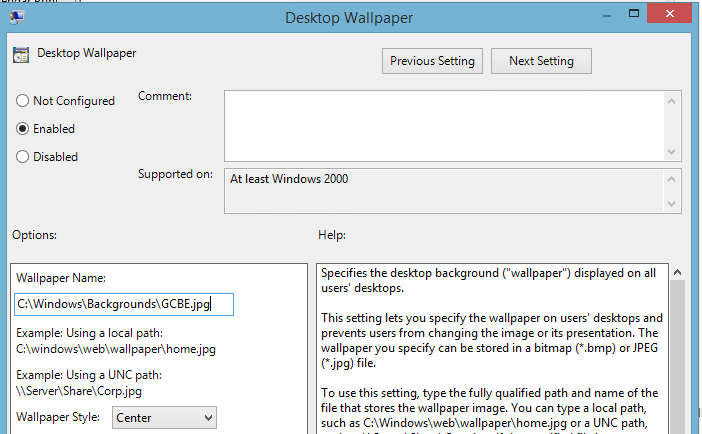 49+] Group Policy Wallpaper Not Applying on WallpaperSafari