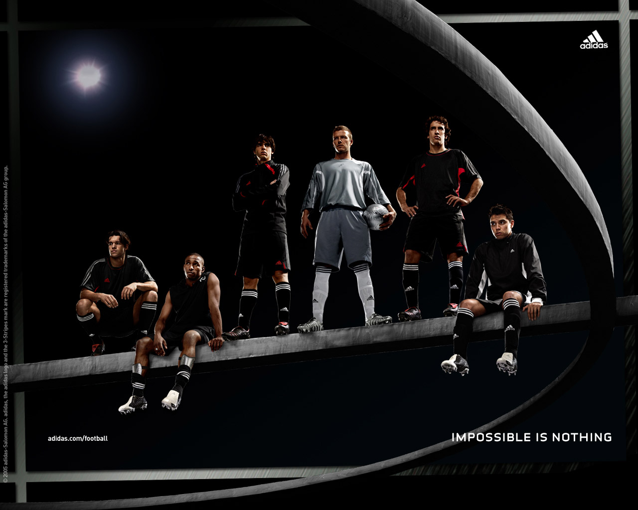 Nike Football Wallpaper