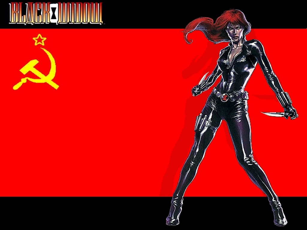 You are viewing the Black Widow wallpaper named Black widow 1 It has 1024x768