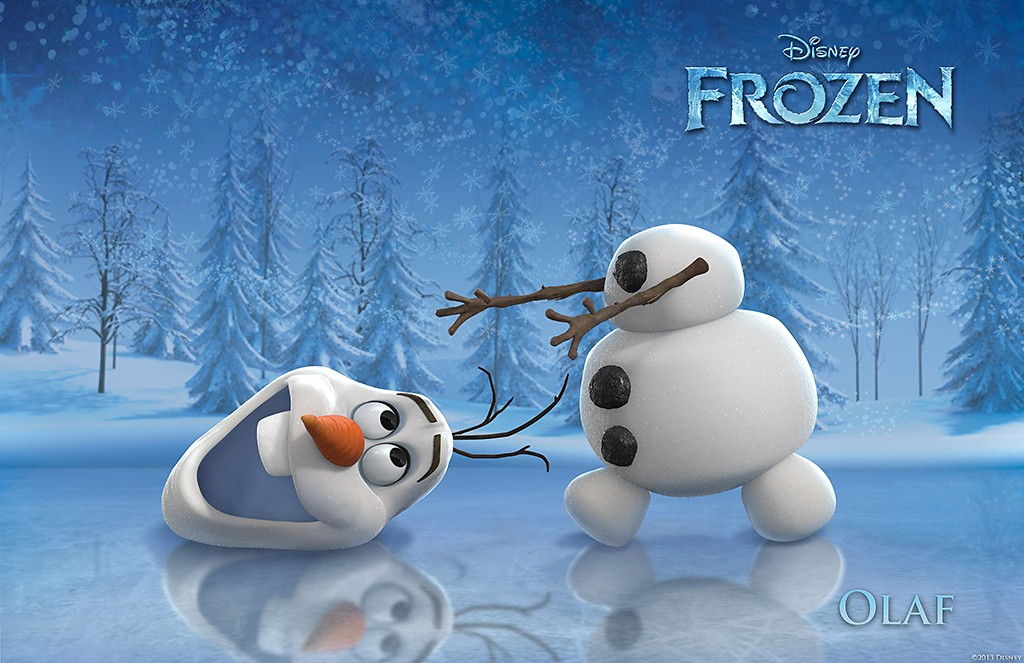 Olaf from Walt Disney Pictures Frozen 2013 1024x663