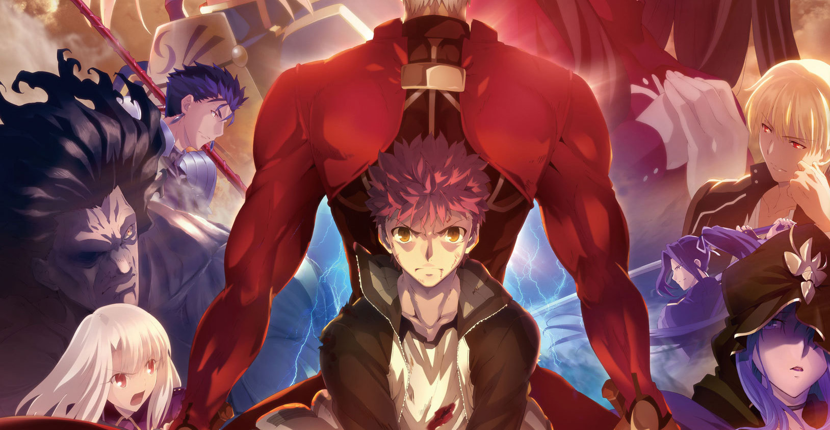 FateStay Night Unlimited Blade Works Season 2 Commercials Aired 1628x843