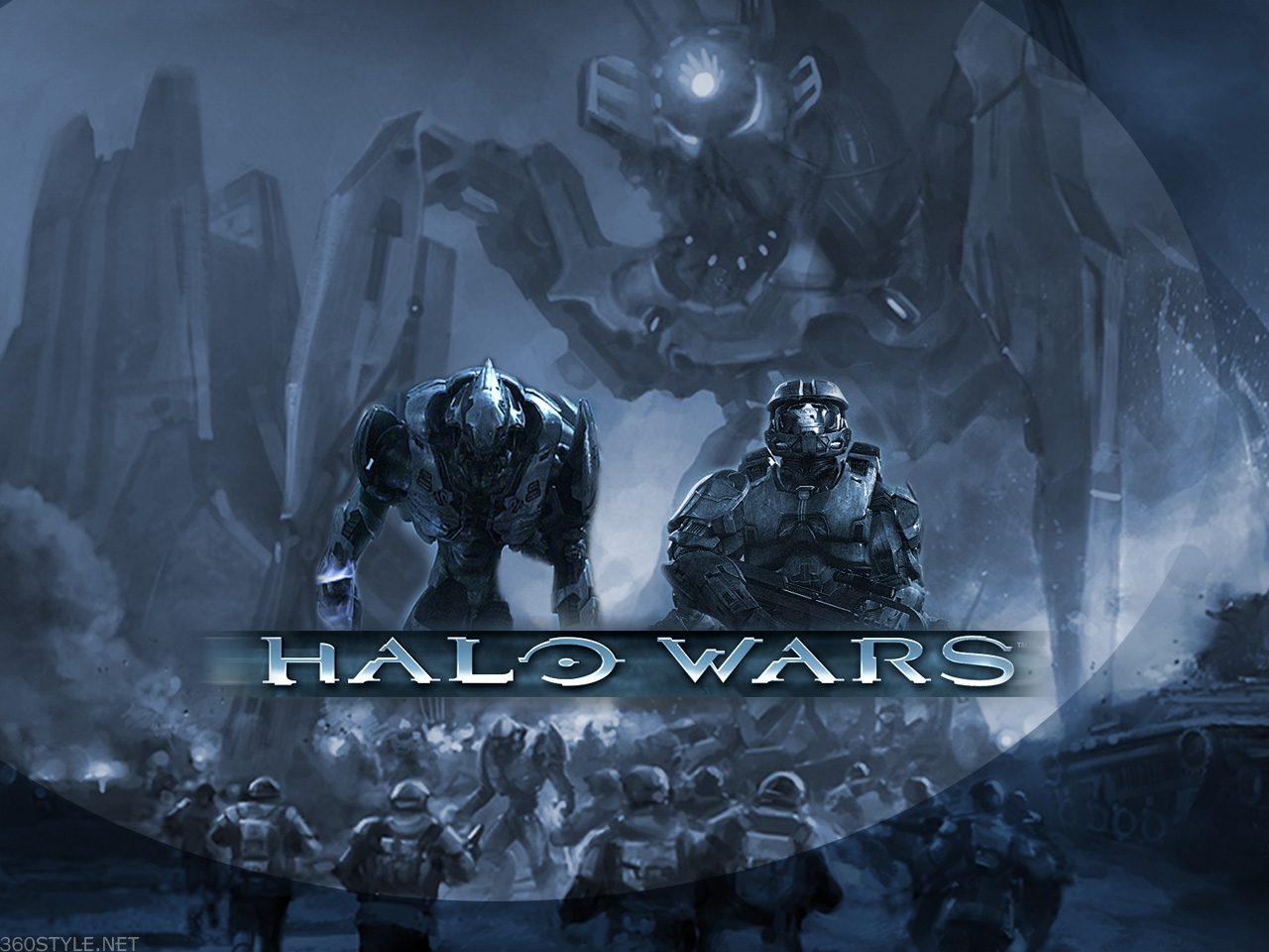 Media RSS Feed Report media Cool Halo Wallpapers view original 1280x960