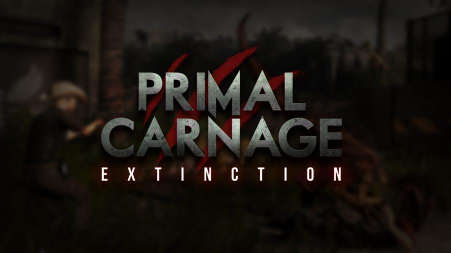 Primal Carnage Extinction Wallpaper 1 by Jurassic4LIFE 900x506