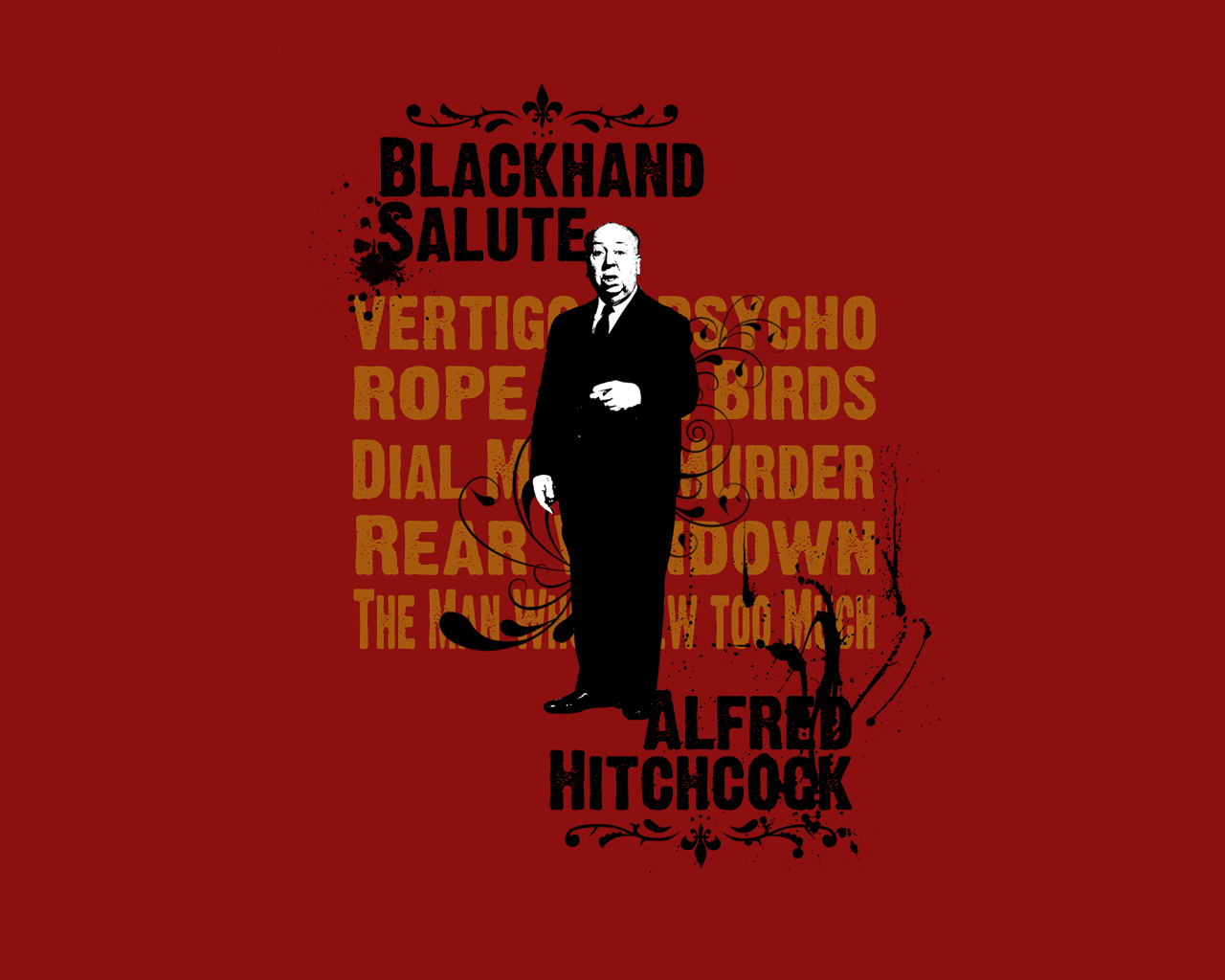 Hitchcock Wallpapers and Background Images   stmednet 1280x1024