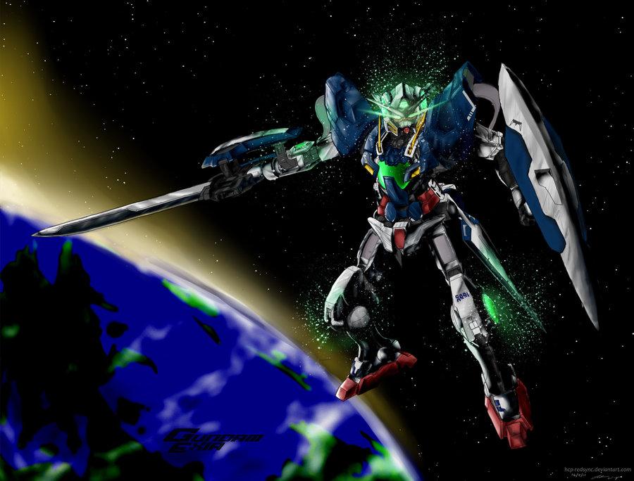 Gundam Exia Wallpaper 10 Background Wallpaper   Animewpcom 900x684