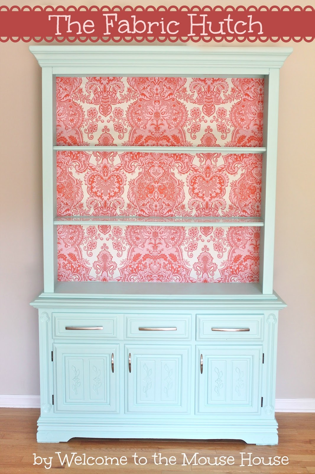 The Fabric Hutch Removable Fabric Wallpaper 1066x1600