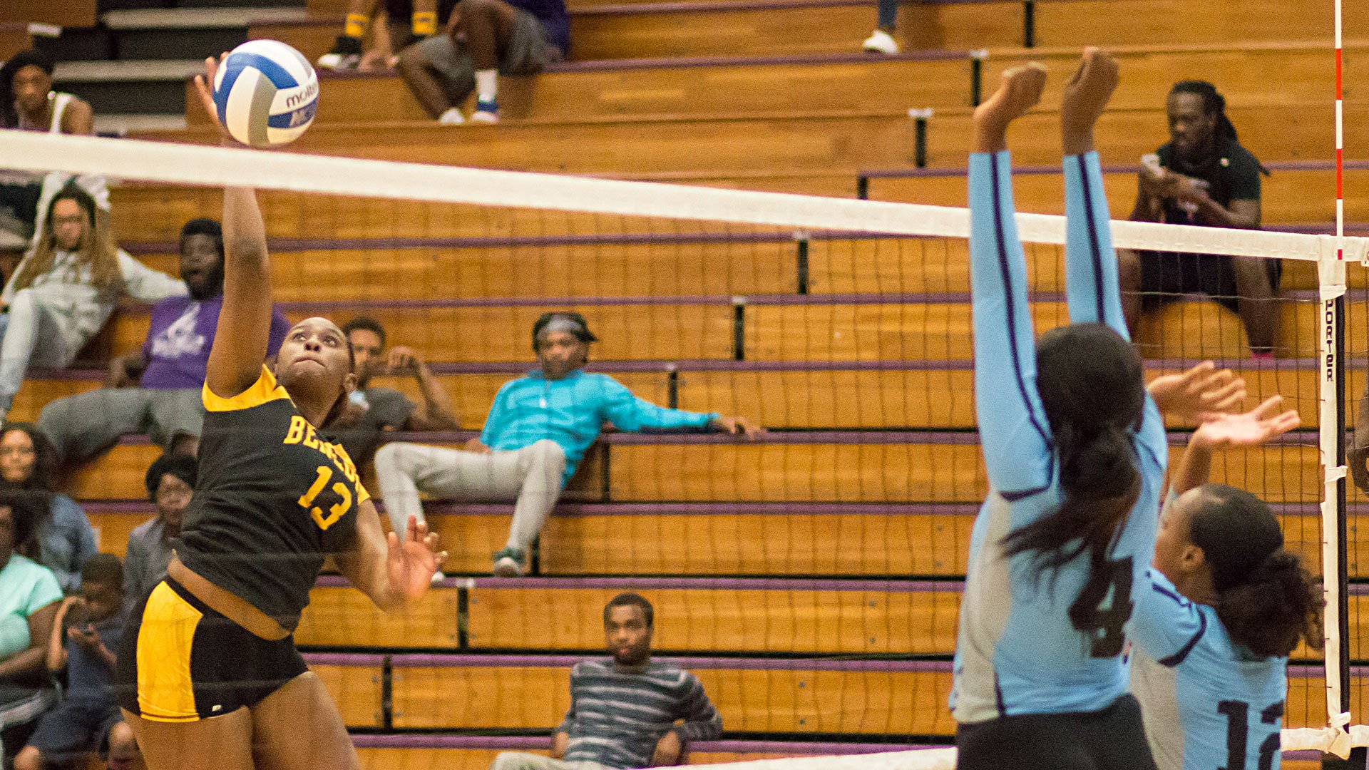 Kiarra Pettway   Volleyball   Benedict College Athletics 1920x1080