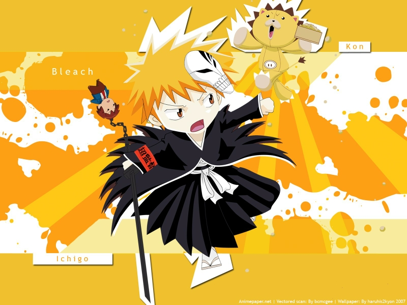 1521 Category Anime Hd Wallpapers Subcategory Bleach Hd Wallpapers 800x600