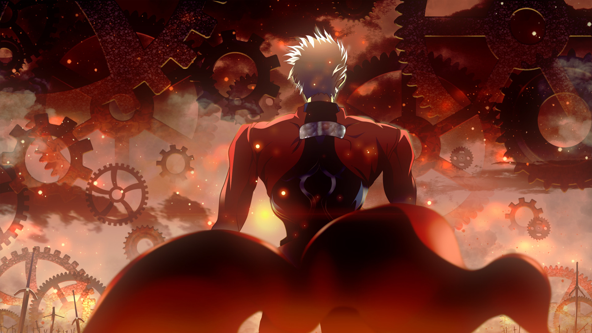Free Download Back Gallery For Unlimited Blade Works Wallpaper