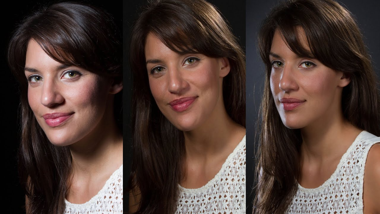 Portrait Lighting Tutorial How to Use the Main Fill Hair 1280x720