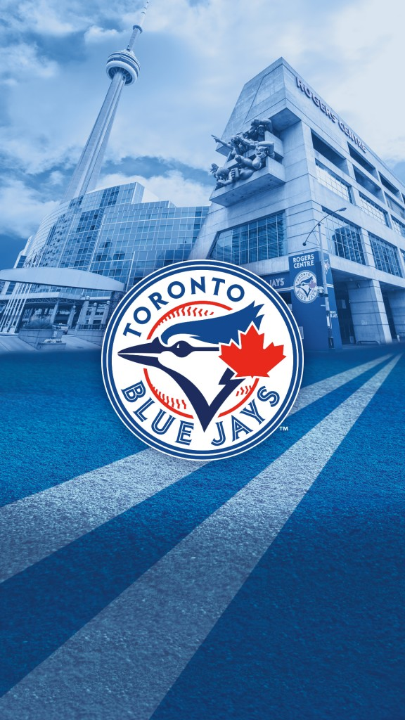 bonus toronto blue jays iphone wallpapers official toronto blue jays 576x1024