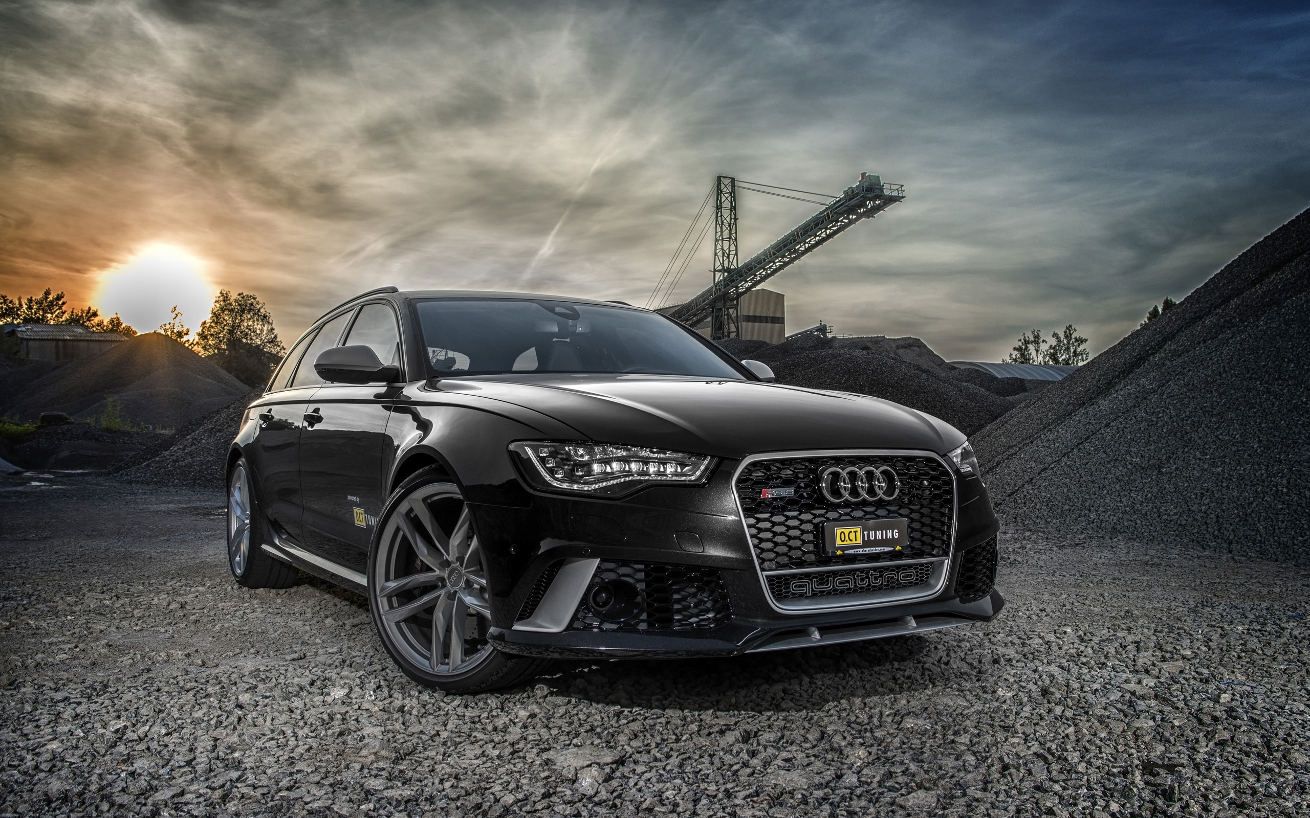 CT Tuning Audi RS6 Wallpaper HD Car Wallpapers 2560x1600