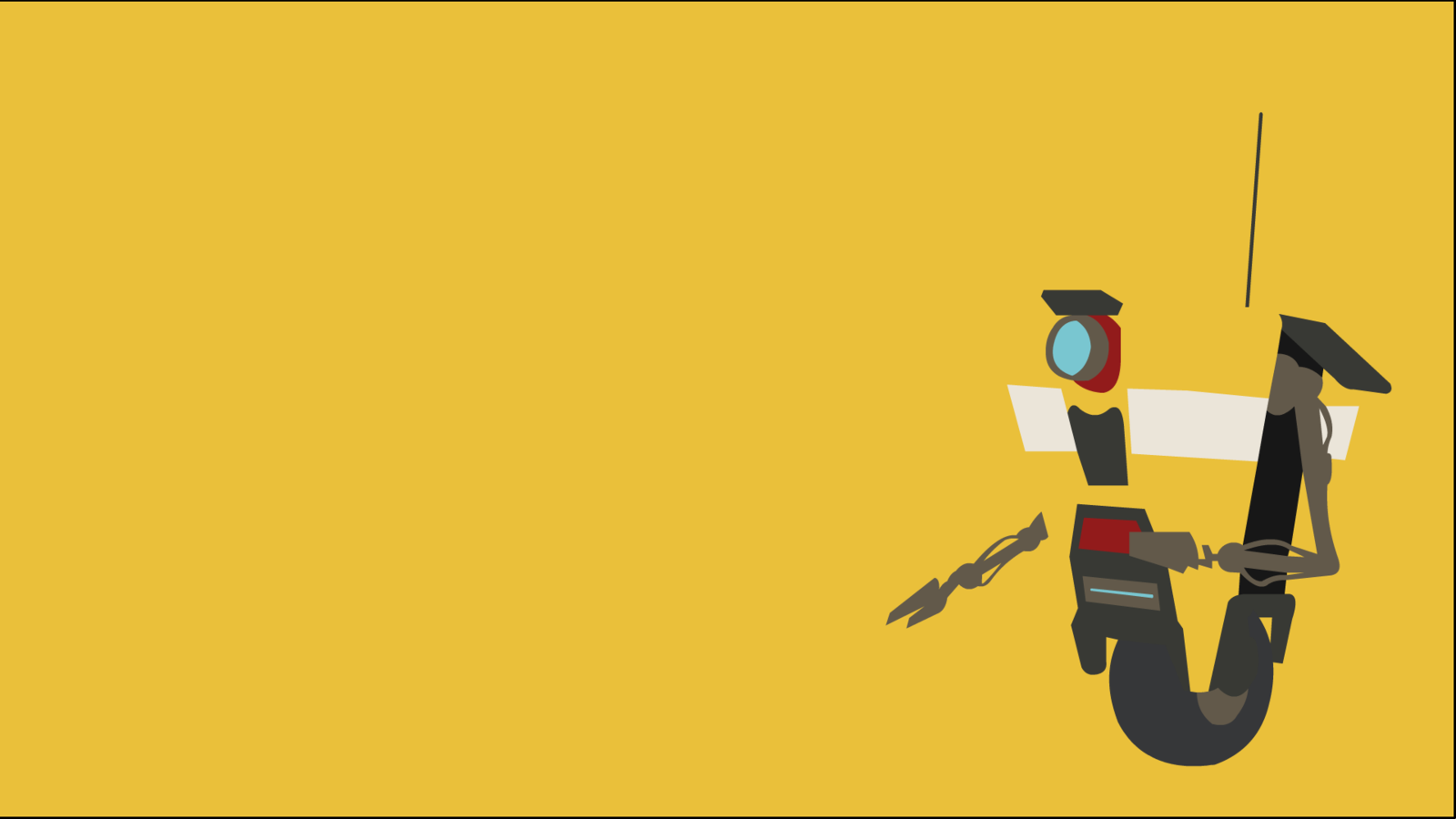 Claptrap Wallpapers 1600x900