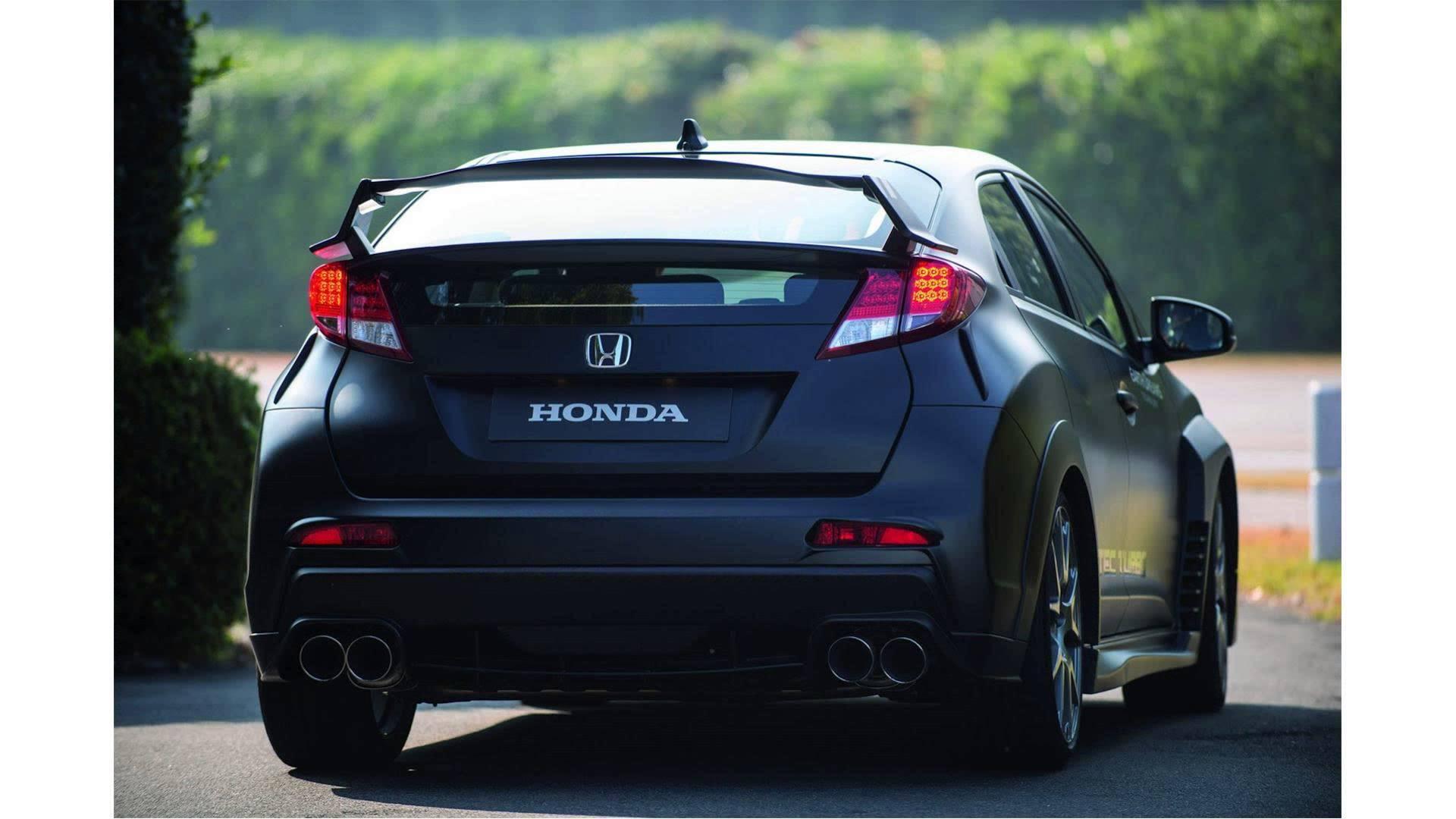 2015 Honda Civic Type R Mobile Wallpaper 4149   Grivucom 1920x1080