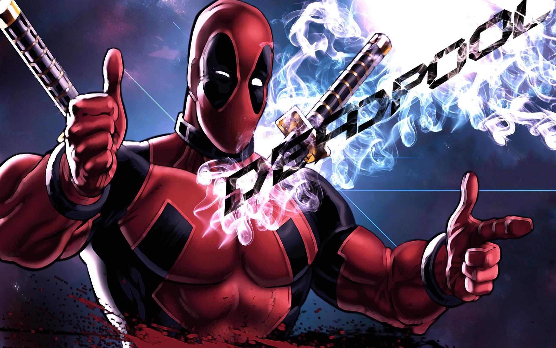Cool Deadpool Wallpapers HD download 1920x1200