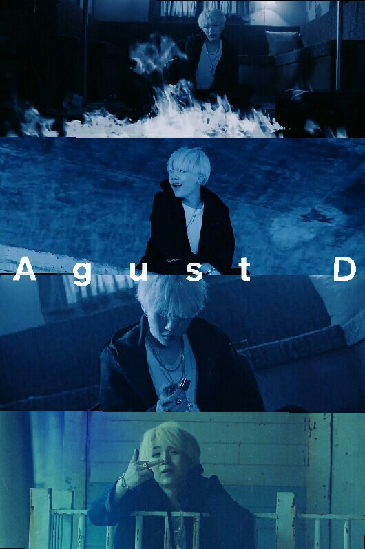 Agust D wallpaper huhuhu i suck at making these BTS 530x798