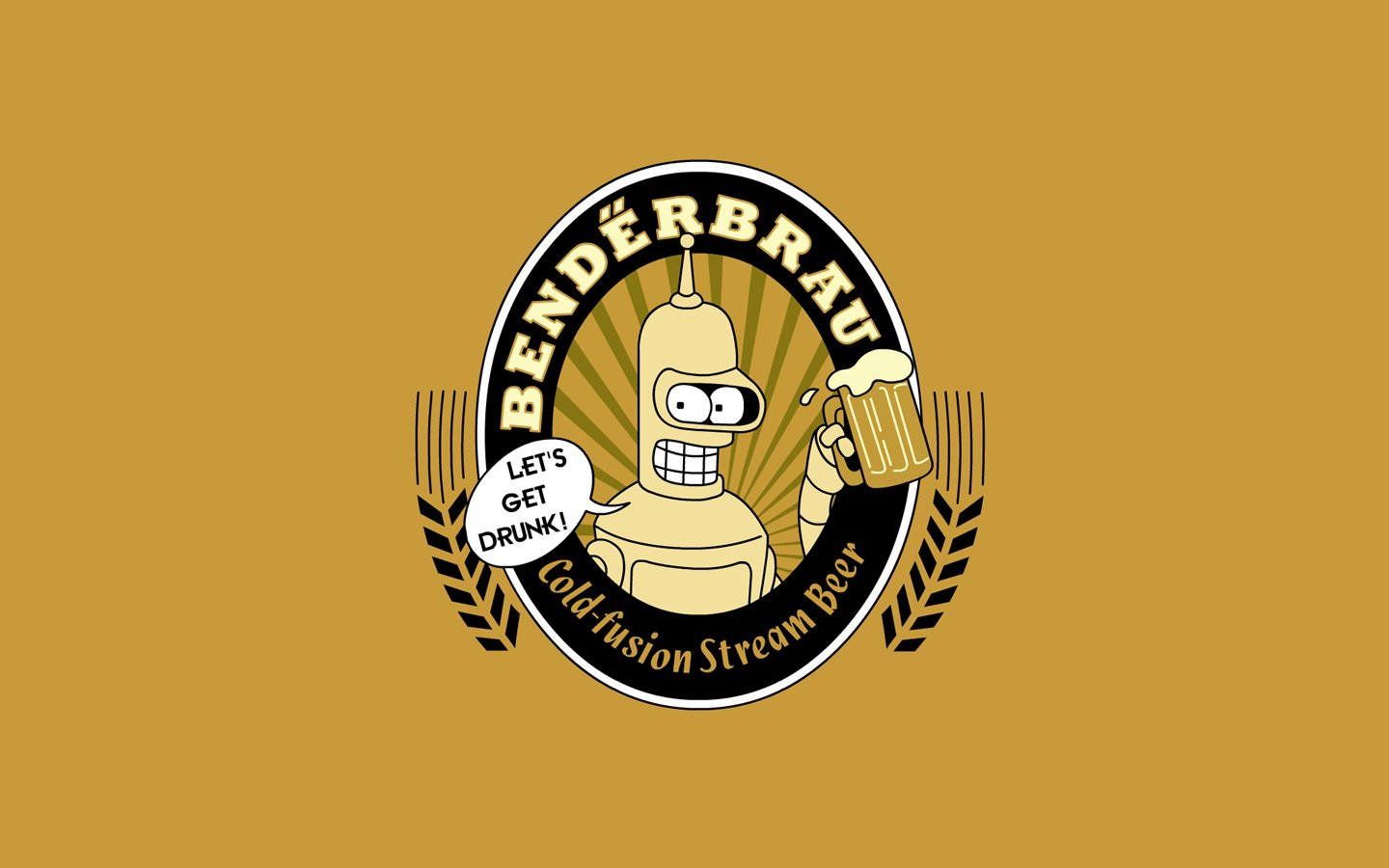 Download Futurama Bender Wallpaper 1440x900 Wallpoper 1440x900