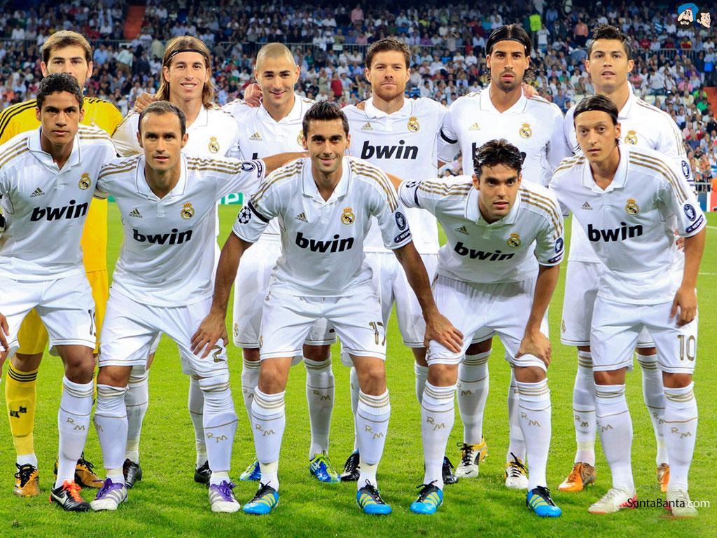 Real Madrid FC Wallpaper 3 1024x768