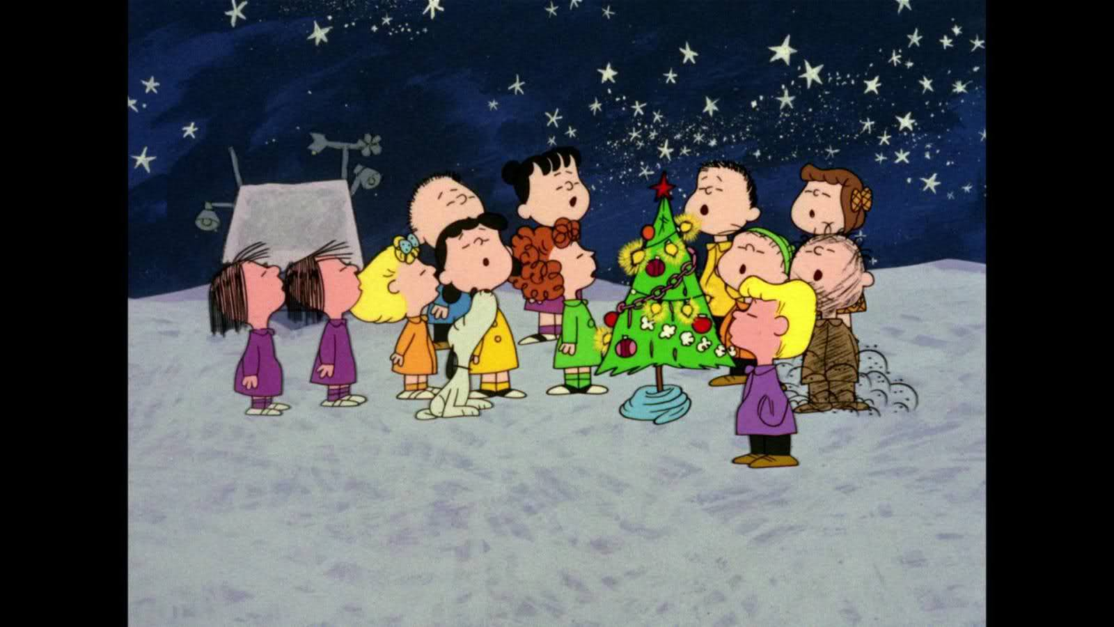 peanuts christmas wallpaper Pictures peanuts christmas wallpaper 1600x900