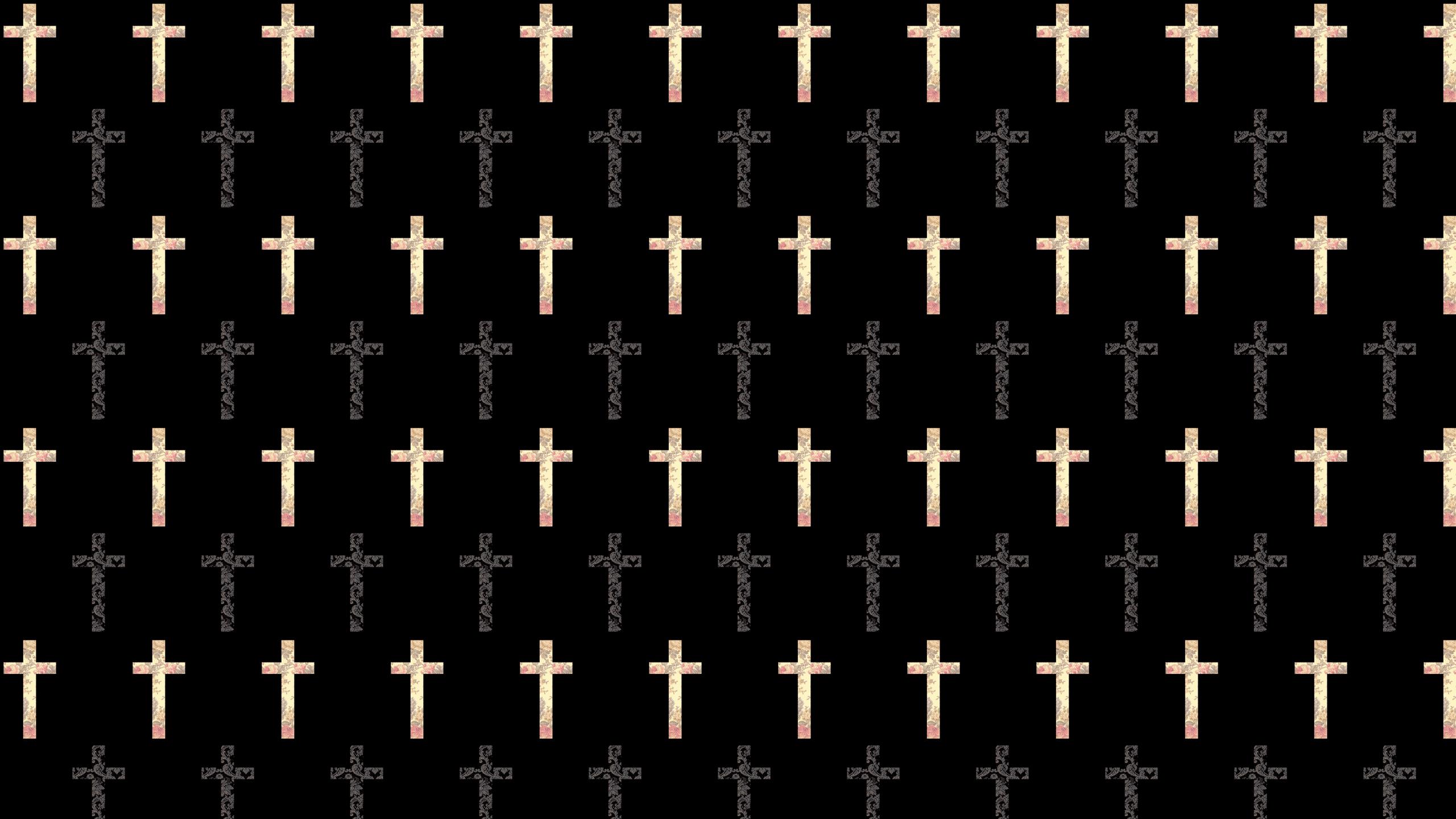 desktop cross hipster themes wallpaper wallpapers 2560x1440 2560x1440