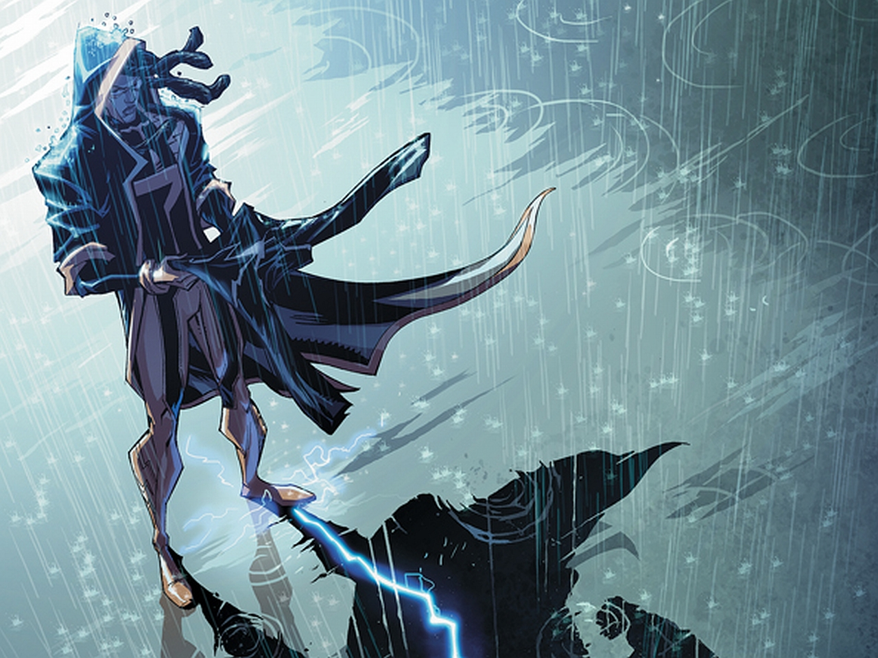 Static Shock Computer Wallpapers Desktop Backgrounds 1280x959 ID 1280x959