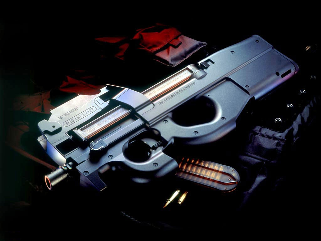 Weapons: Gun Wallpaper