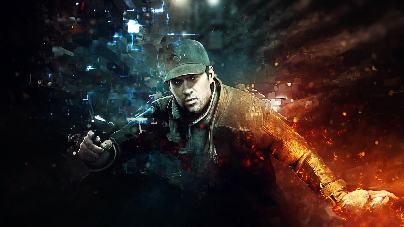 Watch Dogs  P Wallpaper