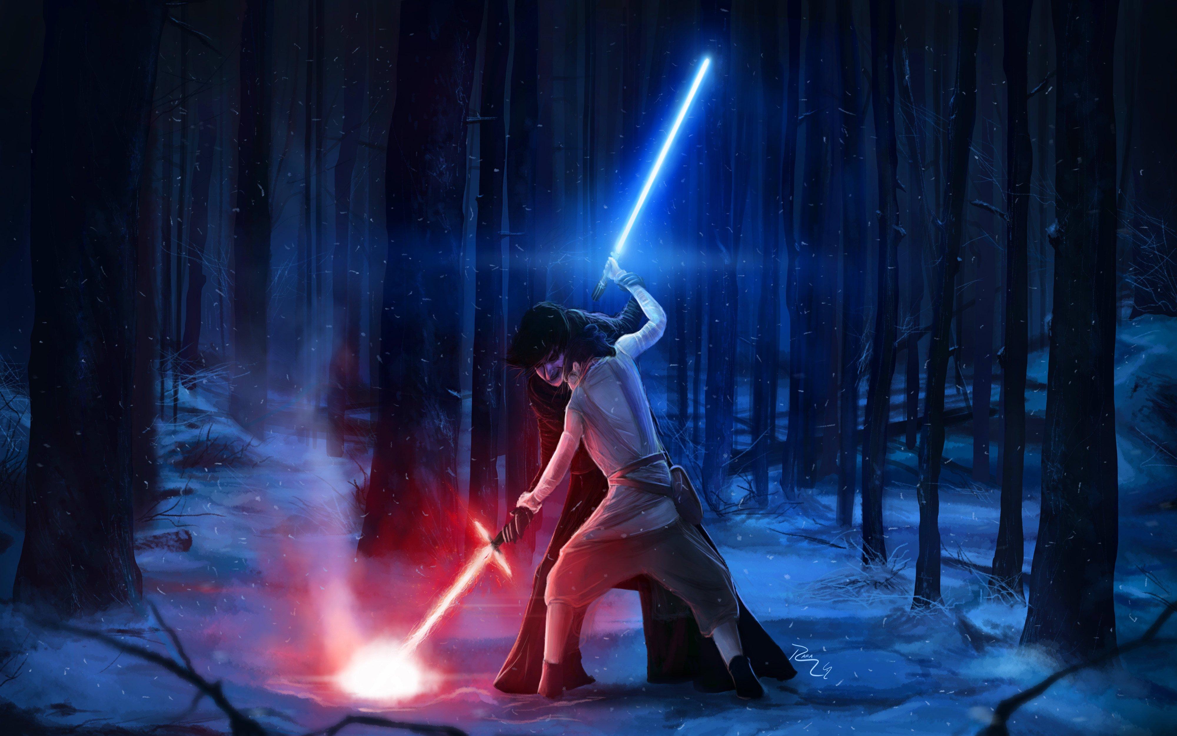 Star Wars Rey Wallpapers