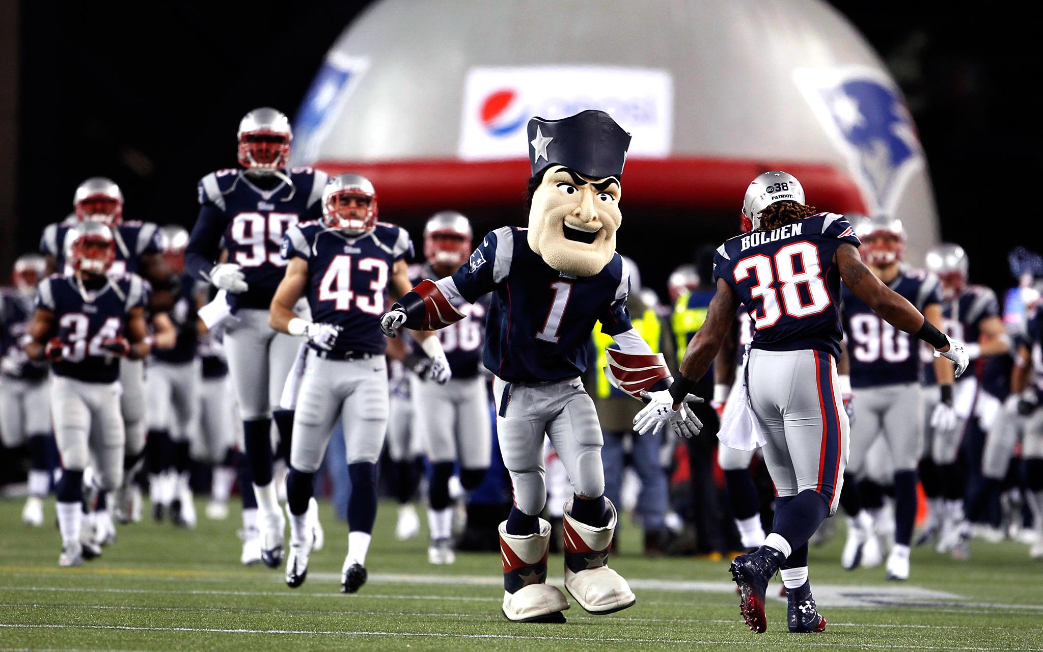 AFC Championship Ravens 28 Patriots 13   ESPN 2048x1280