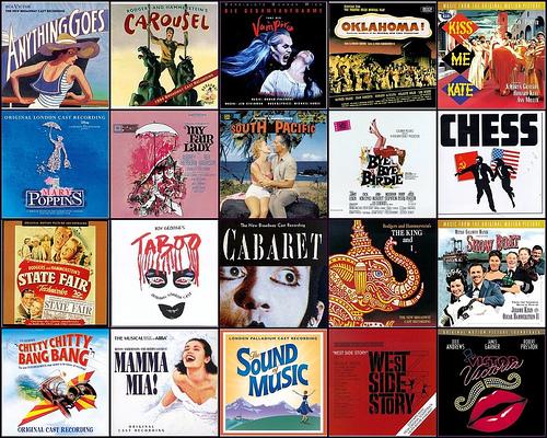 Musical wallpaper    musical musicals theatre wallpaper marypoppins 500x400