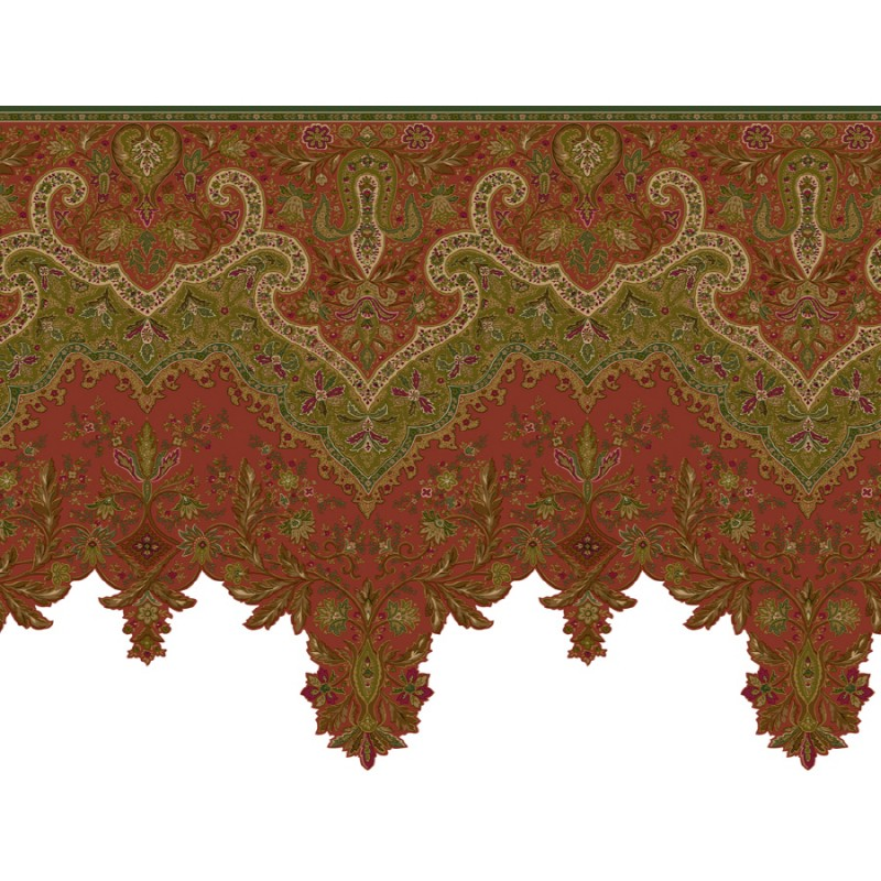 download Wallpaper Border Eastern Influence Asian Die cut 800x800