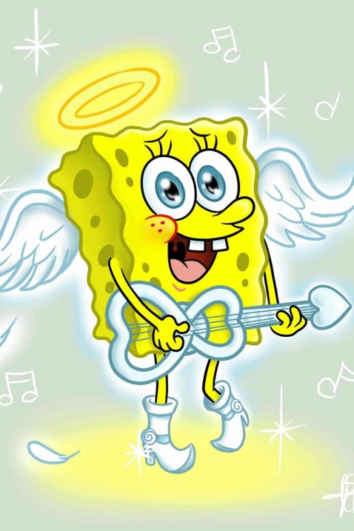 Spongebob Wallpapers Hd: SpongeBob Wallpaper IPhone