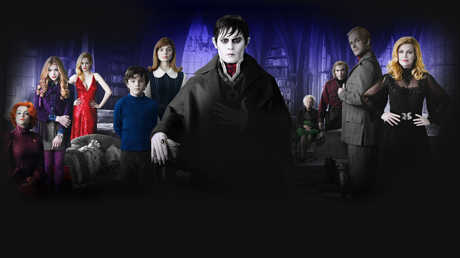 Dark Shadows 2012   Movies Wallpaper 29774222 1600x900