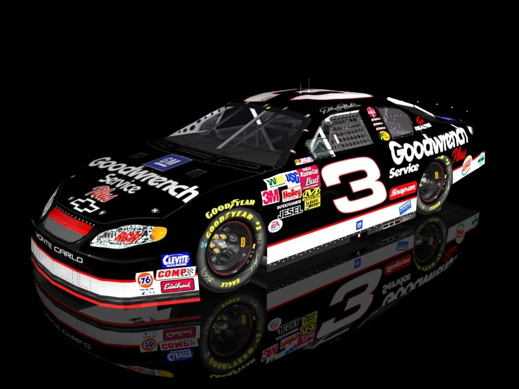 NASCAR Wallpaper Dale Earnhardt